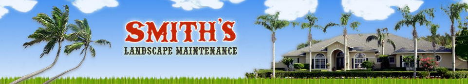 'Smith's Landscape Maintenance